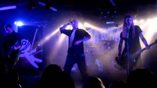 Sparzanza - My World Of Sin (23.2.2011 live at lutakko)