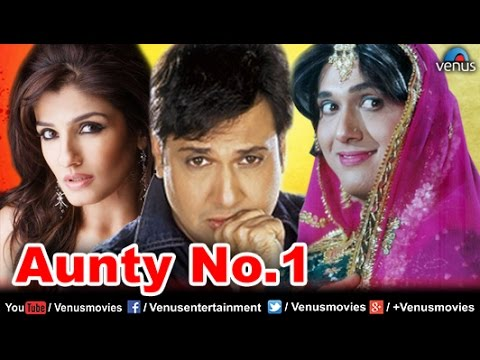 Aunty No.1 | Hindi Movies 2016 Full Movie | Govinda Full Mov