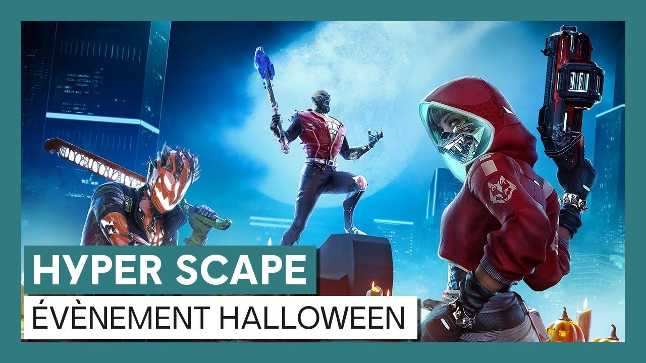 HYPER SCAPE - Évènement Halloween