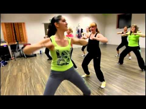 Zumba Dance Workout   Latin Dance Fitness Zumba Belly Dance   Fun To Be Fit!