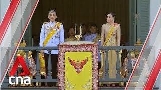 Thai King Maja Vajiralongkorn's final day of coronation