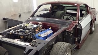 1967 Mustang Project  part 2