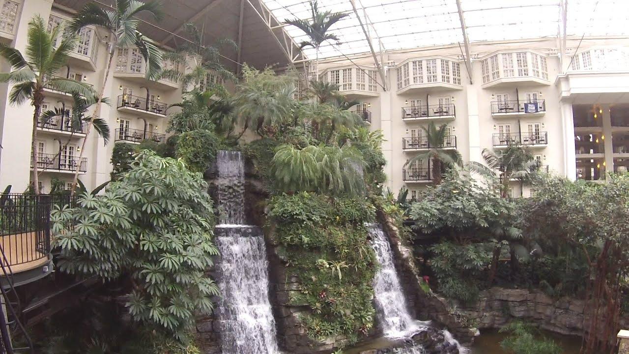 Gaylord Opryland Hotel Gardens Nashville