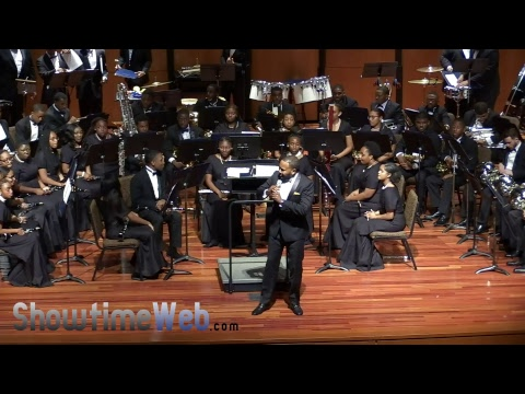 Southern University Wind Ensemble 2018