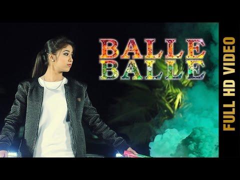 BALLE BALLE (Full Video) || GINNI MAHI || Latest Punjabi Songs 2017 || AMAR AUDIO
