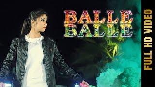 BALLE BALLE (Full Video) || GINNI MAHI || Latest Punjabi Songs 2017 || MAD 4 MUSIC