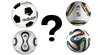 What's the Best World Cup Ball?