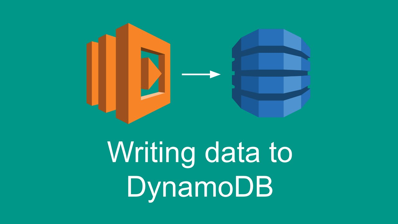 Writing data to DynamoDB (Getting started with AWS Lambda, part 7)