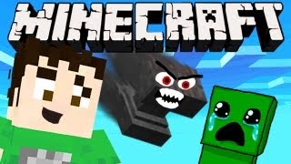 Minecraft - CREEPER VS. ANVIL