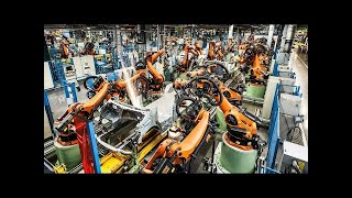 NEW Mercedes-Benz S-Class Production and Assembly Line 2017