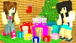 Minecraft Minigames - CAÇA AOS PRESENTES (Grinch Simulator)