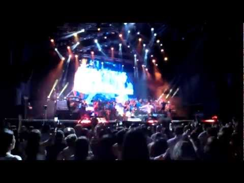 GIGANTES 2012 caracas Chayanne y Marc Anthony FULL HD
