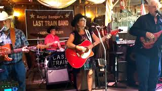 Angie Senger and the Last Train Band - Old Habits Like Ours