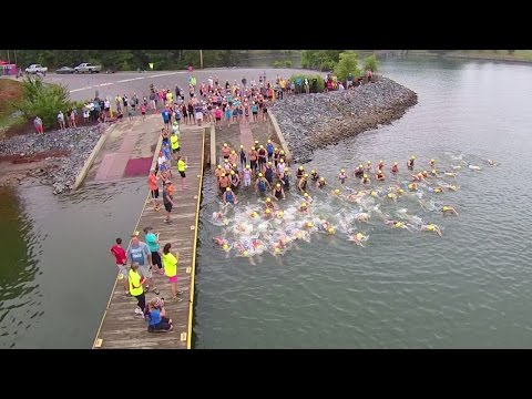 2015 Lake Hickory Triathlon - Hickory, NC