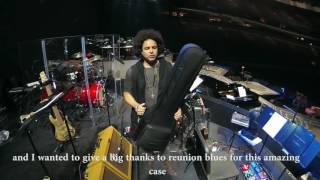 Official Reunion Blues artists Carlitos Del Puerto talks Reunion Blues Cases