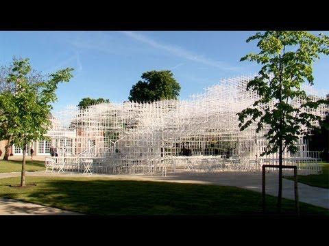 Sou Fujimoto on the Serpentine pavilion 2013