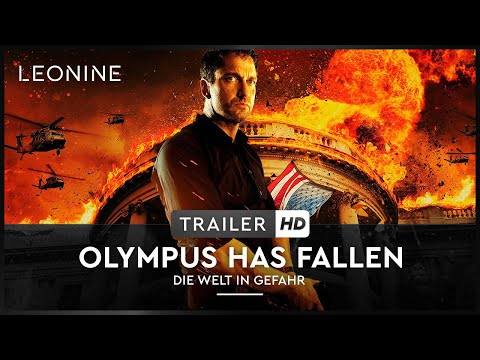 Olympus has fallen - Die Welt in Gefahr HD-Trailer (deutsch/german)