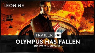 Olympus has fallen - Die Welt in Gefahr HD-Trailer (deutsch/german)