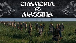 Black Sea Colonies Clash! | Cimmeria vs Massilia | Total War Rome 2 Online Battle(Like, Subscribe for more!** **Add me on Steam!** : blademaster3090 **Join the Wolf of Remus Subreddit!** www.reddit.com/r/wolfofremus **Join the ..., 2014-11-23T17:04:04.000Z)