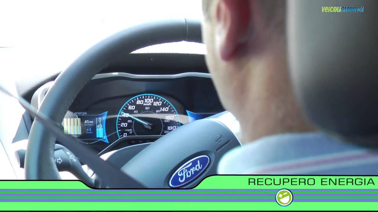 Schemi Elettrici Ford Focus : I test di veicoli elettrici ford focus electric youtube