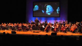Titanic-  James Horner by Youth Symfonic Orchestra Amikejo (2015)