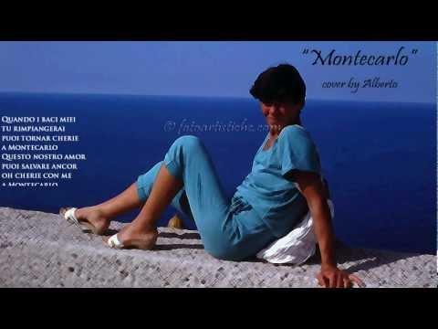 Montecarlo, Johnny Dorelli - karaoke by Alberto