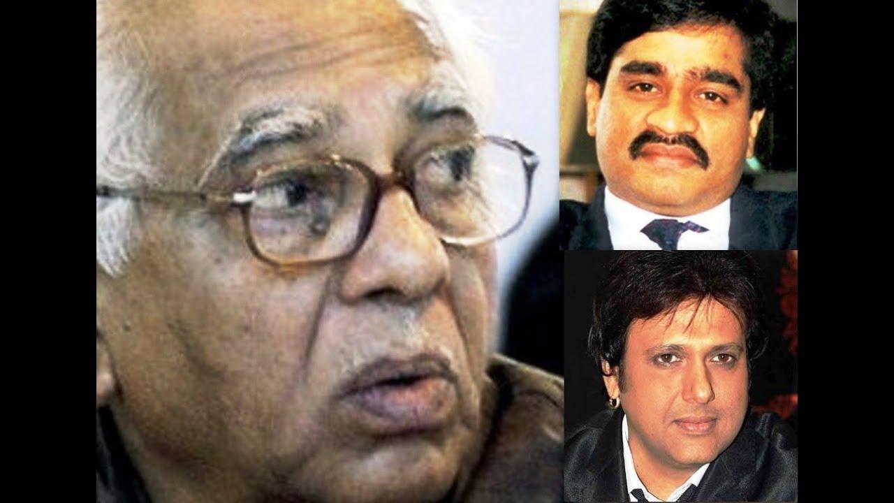 Govinda Took Help From Dawood Ibrahim To Win Election Says Ram Naik 3 May 2016