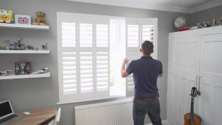How To Choose Your Shutter Frame