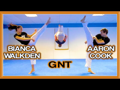 Taekwondo Kicking Sampler | Aaron Cook, Bianca Walkden & GNT | ITF & WORLD
