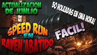 Speed Run en Raven Caído | Actualización de Julio | Fácil y Rápido