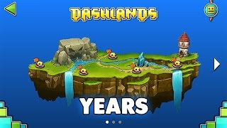 "Geometry Dash World - ""Years"" 100% Complete 
