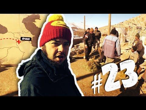 #23 Przez Świat na Fazie - Pierwsze dni w Iranie