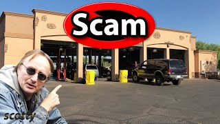 Auto Repair Shop Scam Caught on Camera, You Won't Believe This