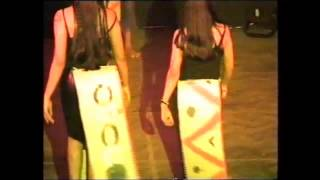 fresher s party 2002 fashion show performance by hr juniors