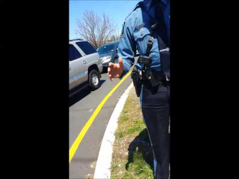 Illegal to be Homeless in Howell New Jersey Police abuse