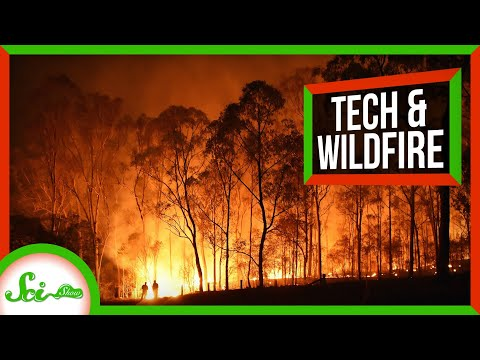 4 High-Tech Ways To Stop Wildfires (And 1 Low-Tech One)
