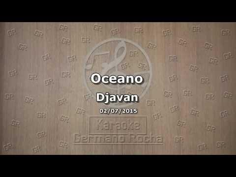 Djavan - Oceano (Karaoke)