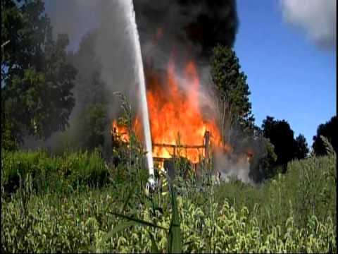 Burning Billie's Barn