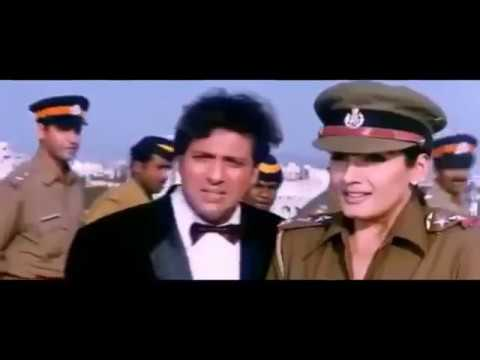 Govinda In Double Role With Raveena And Preeti Jhangiani