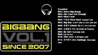 [Full Album]- 빅뱅 (Big Bang): Big Bang Vol 1 Album