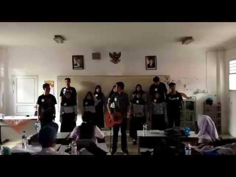 Vocal Grup lagu Laskar Pelangi