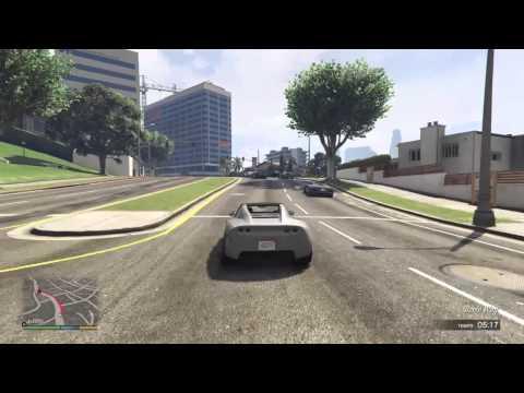 GTA V  kill the jurors missions  fast !!!!