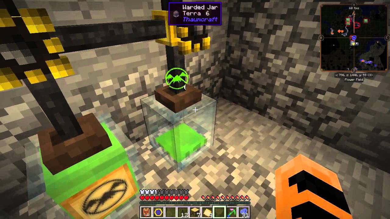 wand of equal trade thaumcraft 3