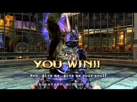Soul Calibur 3 (PS2) walkthrough - Nightmare from YouTube · Duration:  4 minutes 53 seconds