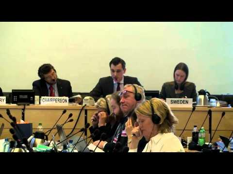 Sweden: Review of ICCPR 7th report part 4 (9-10 March 2016) English