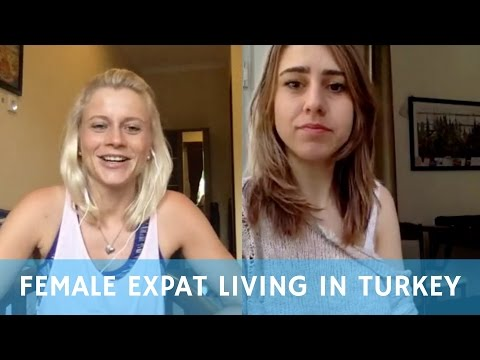 Female expats living in Turkey - Day #21