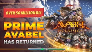 Avabel Classic Gameplay ! H๐w to play, how to log in.....