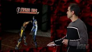 Mortal Kombat: Armageddon Nintendo Wii Trailer - Ed Boon