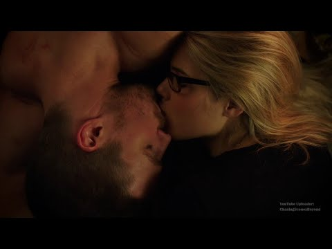 Arrow 4x06: Oliver & Felicity #6 (Felicity: Because we found ourselves in each other)