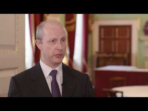 Interview with Padraig O'Hannelly, Iraq Business News, at the IBBC Spring Conference, 2017